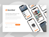 Mossubi Daily UI #003 - NextMod