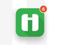 Mossubi Daily UI 005 - App Icon