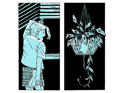 UDM 01 editorial illustration editorial illustration comic art comic