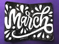 hi march, bring warm weather plz