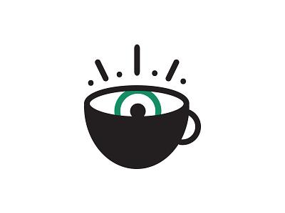 curious styles mark curious ohio coffeeshop coffee brand illustration graphic branding vector logo graphic design design