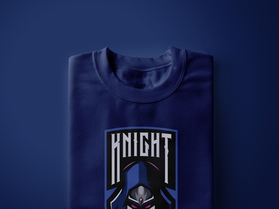Knight Mascot Logo For Sale knight logo knight esport gaming logo esport illustration design logo sport logo design logo