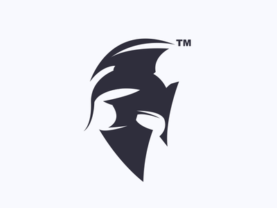 Gladiator mascot illustrator gladiator design logo
