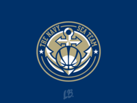 [ Unused ] The Navy Sea Team Logo