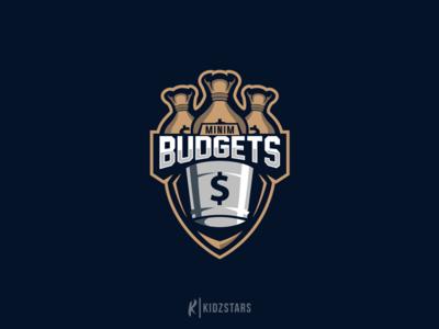 Minim Budgets ( Logo For Sale )