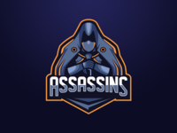 Assassins Logo For Sale
