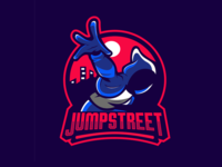 Jump Street Logo For Sale