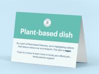 Plant-based February Spotlight