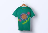 """""""Roll Up"""" T-shirt"""