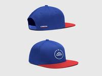 London City Royals Basketball Logo Branding Snapback