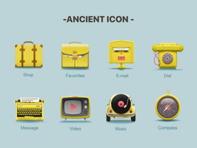 ANCIENT ICON2