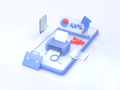 Office kit(3D)