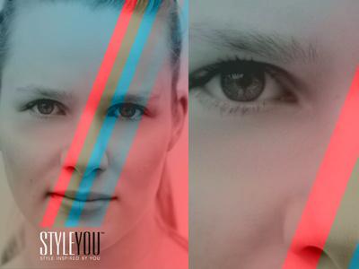 StyleYou Poster styleyou poster joshuaz graphics graphic design corporate identity fashion posters photography magazine minimalistic minimalism