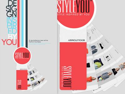 Styleyou poster  styleyou poster joshuaz graphics graphic design vector art fashion design posters marketing minimalism minimalistic clean