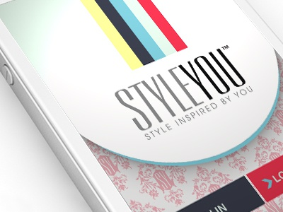 StyleYou App screen app ios 4s iphone styleyou