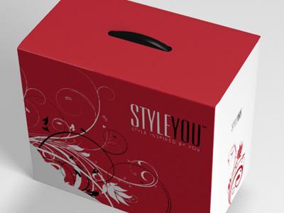 Styleyou Box Concept packaging box styleyou fashion feminin