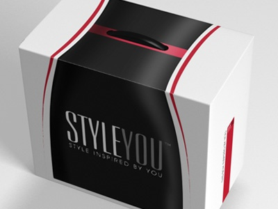 Styleyou Box Concept 2 packaging box styleyou fashion feminin minalistic
