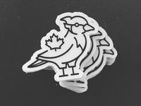 Toronto BlueJays Sticker
