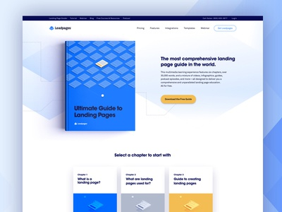Landing Page Guide