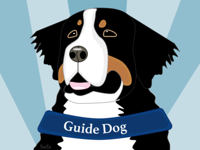 Guide Dogs: Life Support for Our Brothers and Sisters