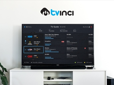 Tvinci (2011) tv sub set-top box ott