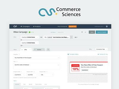 Commerce Sciences (2014) saas