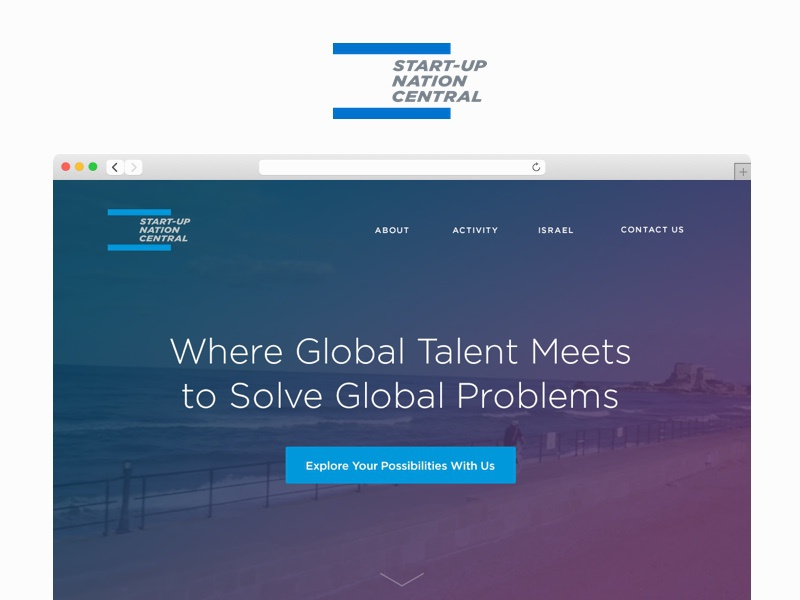Startup Nation Central (2015) search finder israel
