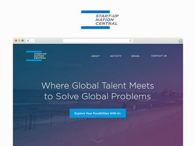 Startup Nation Central (2015) search finder israel