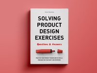 "Book ""Solving Product Design Exercises"""