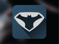 Superman-Batman Icon