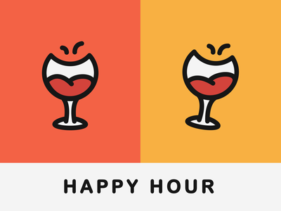 HAPPY HOUR 🍷 cheers drink laugh smile glass wine