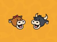 Cow y