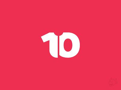 10 Threadz  (10+👕) script sleeve t-shirt shirt tee thread 10 ten branding logo