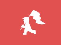 Woman&Child - Negative Logo