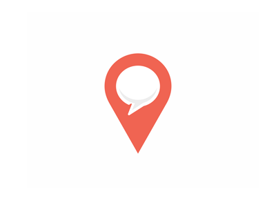 geotalk pin logo