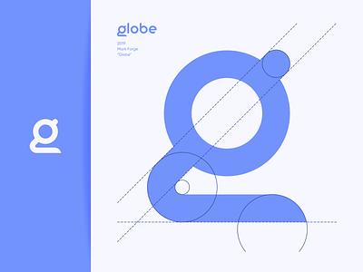 globe logo global basketball design logo earth search industrial minimalistic flat app g globe