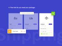 Shipment - UI Elements