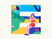 36 days of type | Letter E