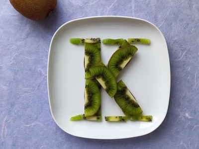 36daysoftype K 36daysoftype food lettering graphisme lettering graphic design