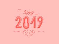 Happy 2019 !