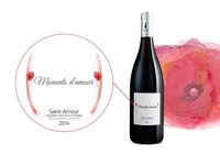 Moments d'amour - red wine