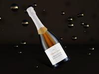 Moments d'Amour - crémant de Bourgogne