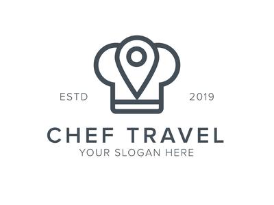 Chef Travel Logo