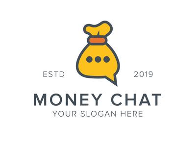 Money Chat Logo