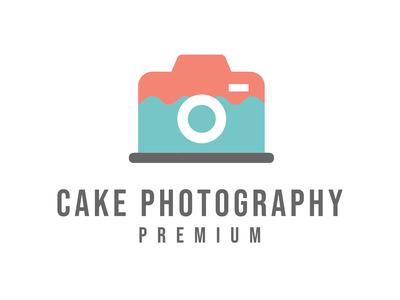 Cake Photography Logo