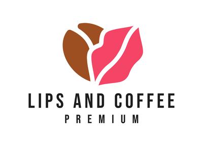 Lips And Coffee Logo