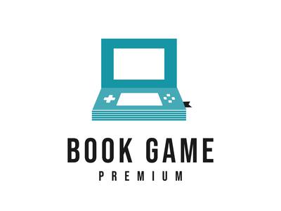 Book Game Logo