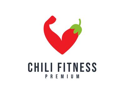 Chili Fitness Logo