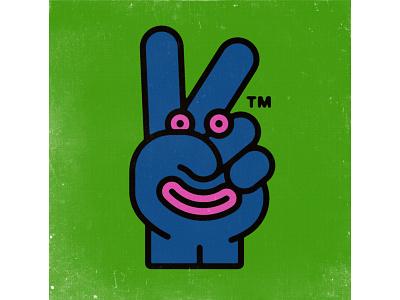 Peace Dude™ symbol smile trademark doodle jeremy pettis jeremypettis peace peacedude