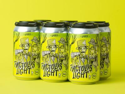 Pitt Street Brewing can design